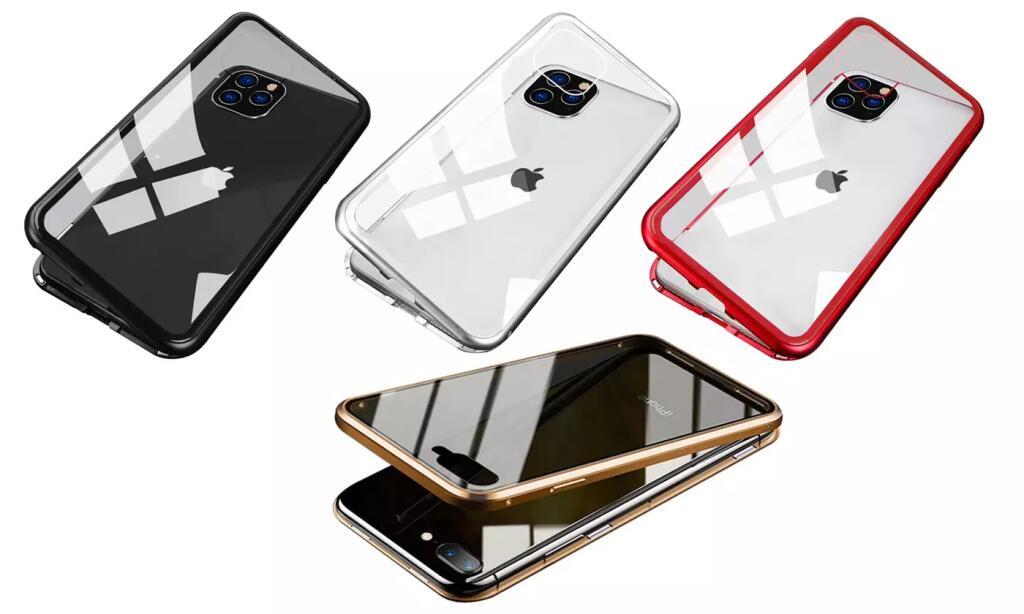 Magnetische Schutzhülle für iPhone für 7,99 bis 21.02
