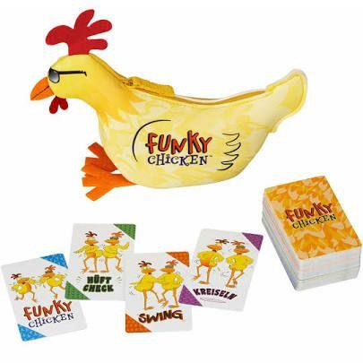 [Saturn-Abholung] KOSMOS Sammeldeal, z.b. Funky Chicken Kartenspiel, 3-6 Spieler