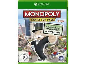 [Saturn] Monopoly Family Fun Pack - Xbox One