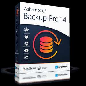 Kostenlose Vollversion: Ashampoo Backup Pro 14
