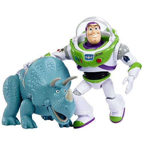 (Amazon Prime) Mattel Disney Pixar Toy Story Buzz Lightyear & Trixie