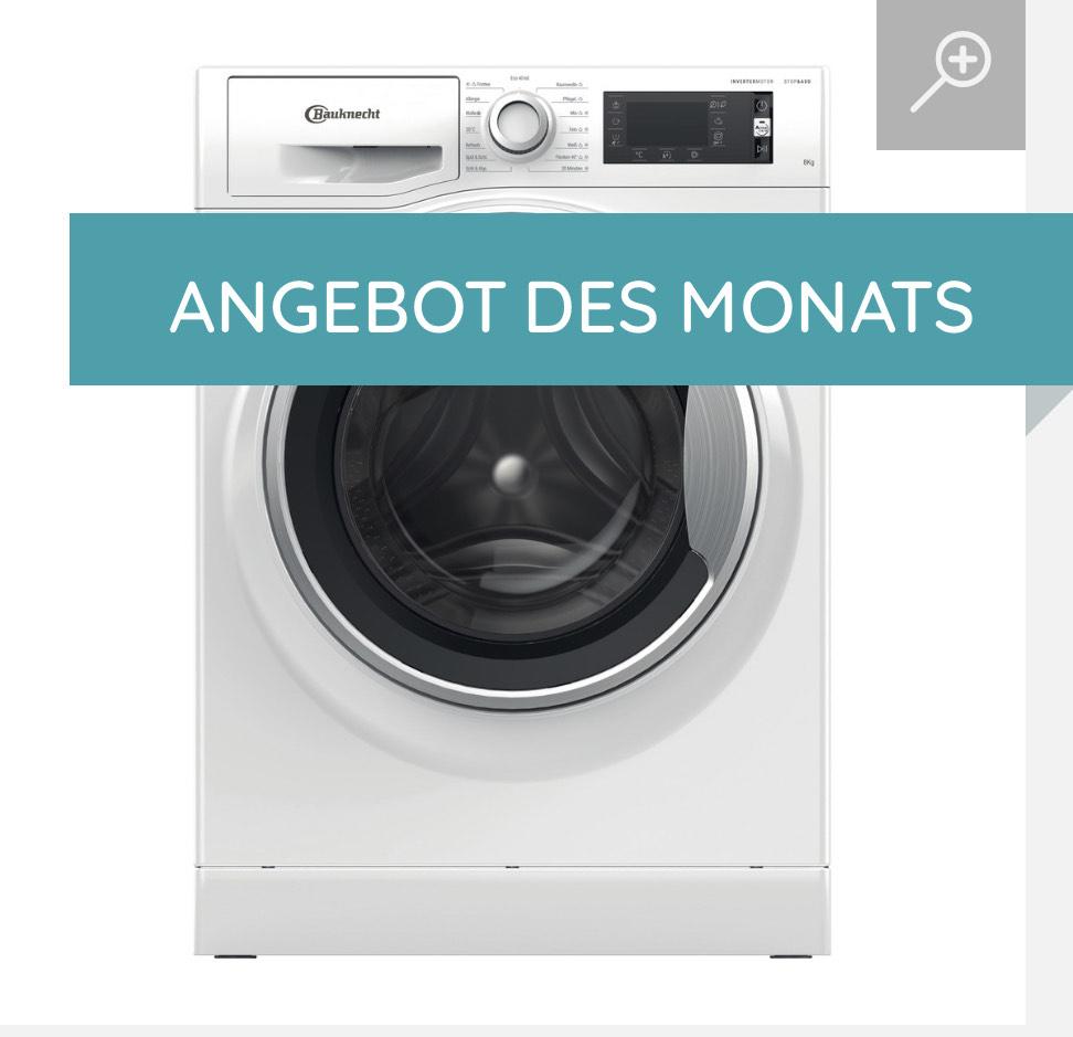 Bauknecht Waschmaschine WM Class 823 PS Active Color+ 8KG A+++(-30%)