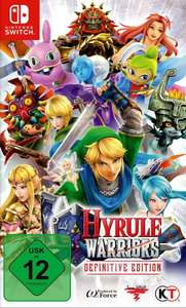 NINTENDO Hyrule Warriors (Definitive Edition) Nintendo Switch