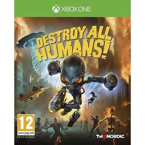 Destroy All Humans! (Xbox One) [Shop4de]