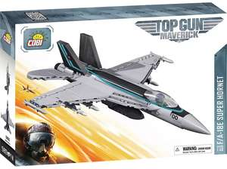 COBI TOP GUN F/18A-E Super Hornet