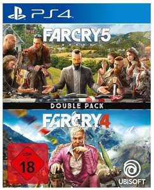 Saturn Gaming Sale Angebote in der Übersicht - z.B. Far Cry 4 + Far Cry 5 (PS4) für 19,99€