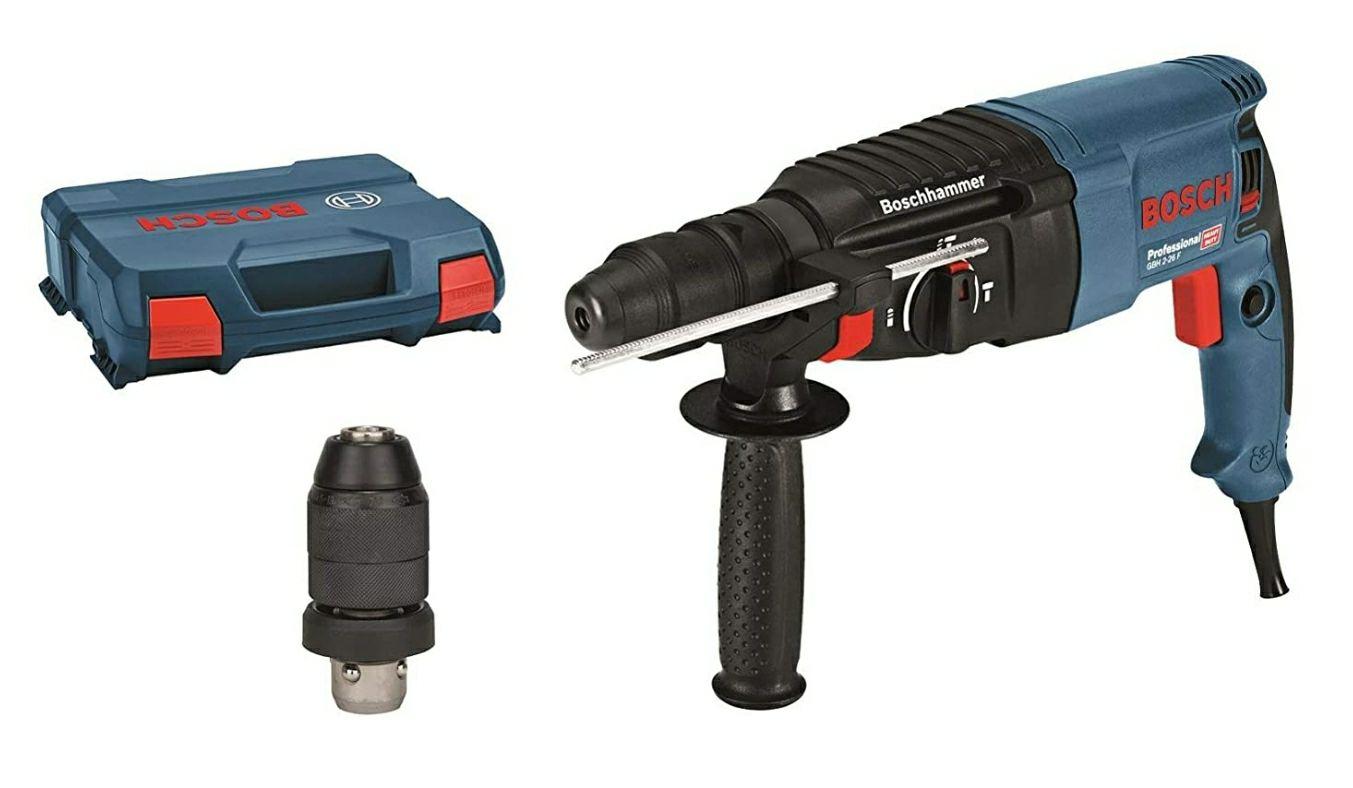 Amazon Bosch Professional Bohrhammer GBH 2-26 F