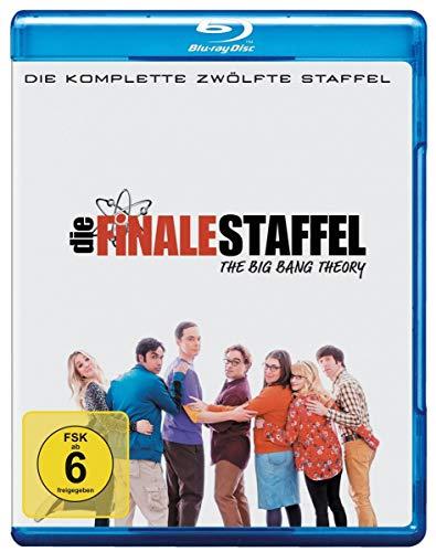 [Blu Ray] The Big Bang Theory - Finale Staffel (season 12)