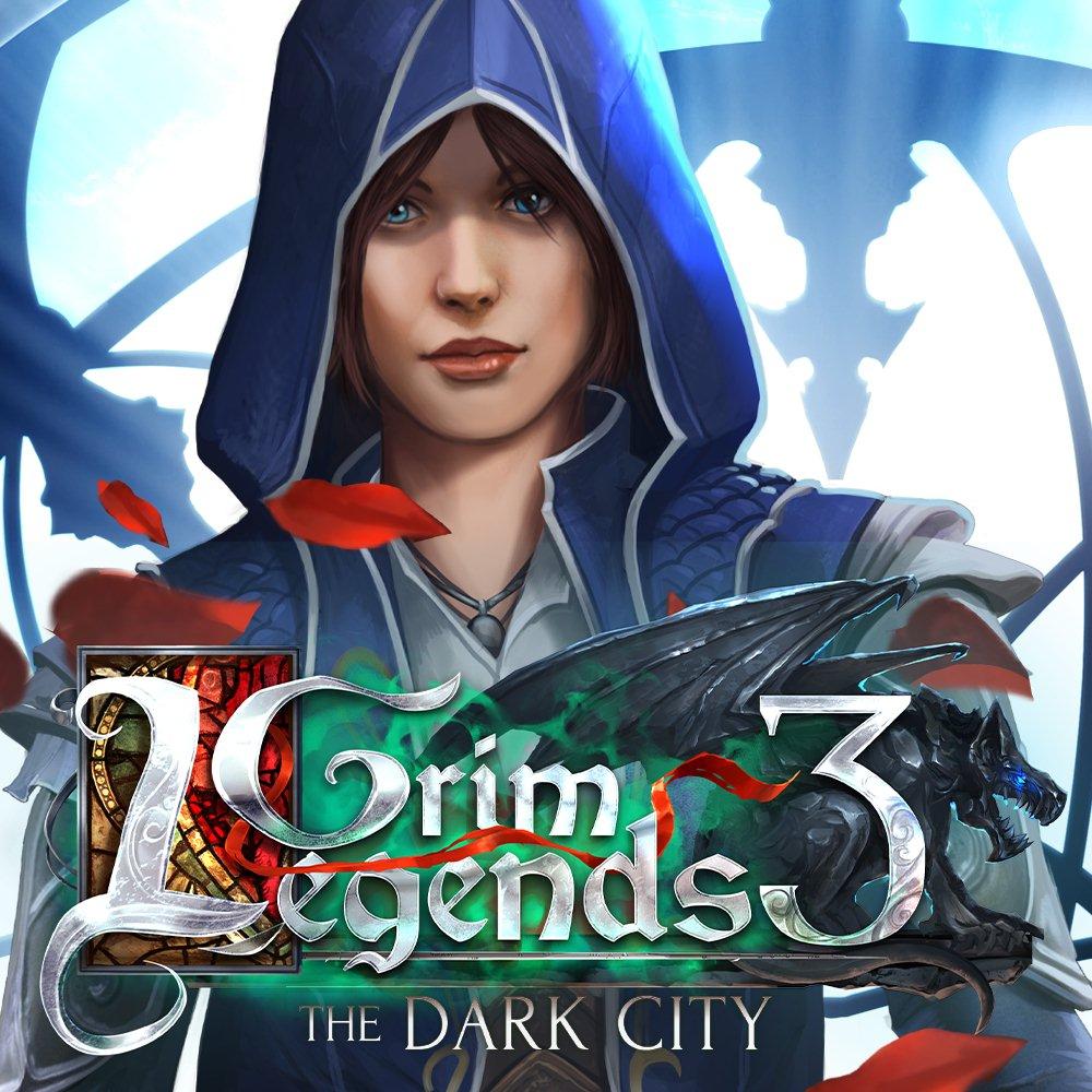 Nintendo Switch - Grim Legends 3: The Dark City für 1,49€ (eShop)