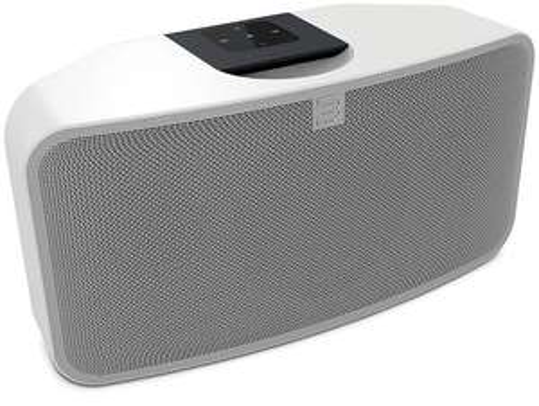 Bluesound Pulse 2 Multiroom-Lautsprecher (80W, WLAN, LAN, Bluetooth mit aptX, Klinke/optisch, USB, Internetradio, Streaming-Dienste)