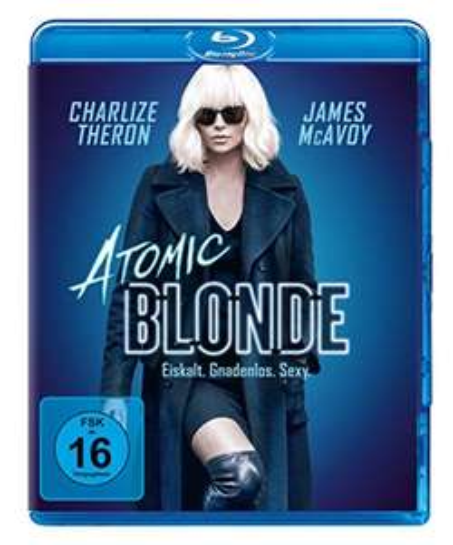 Atomic Blonde (Blu-ray) für 4,99€ (Amazon Prime)