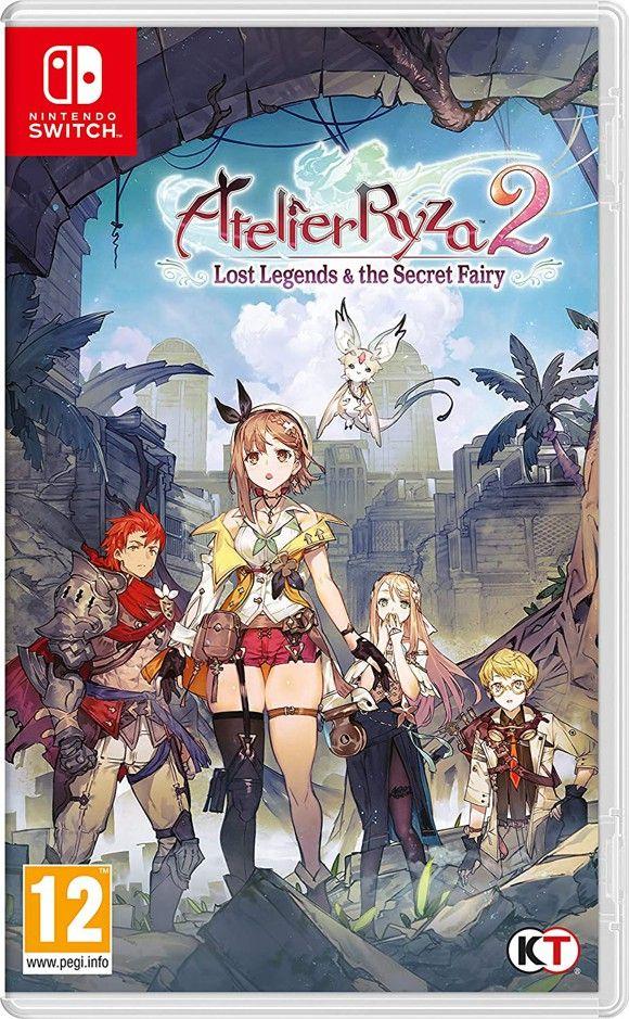 Atelier Ryza 2: Lost Legends & the Secret Fairy (Nintendo Switch) PEGI