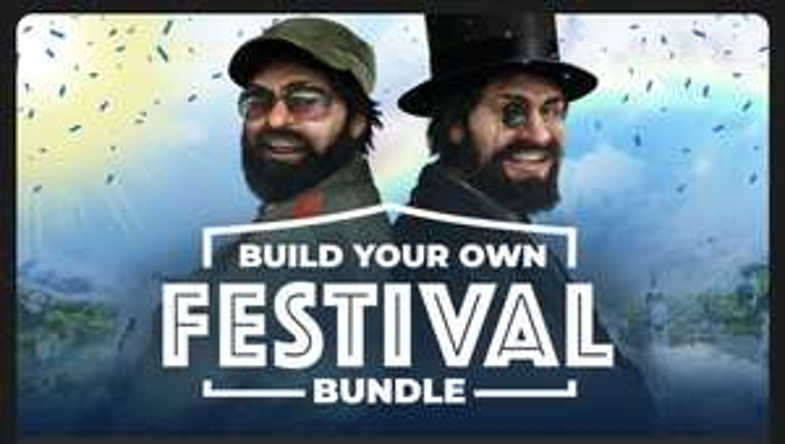 Tropico 5 für 1€ im Build your own Festival Bundle (Steam)
