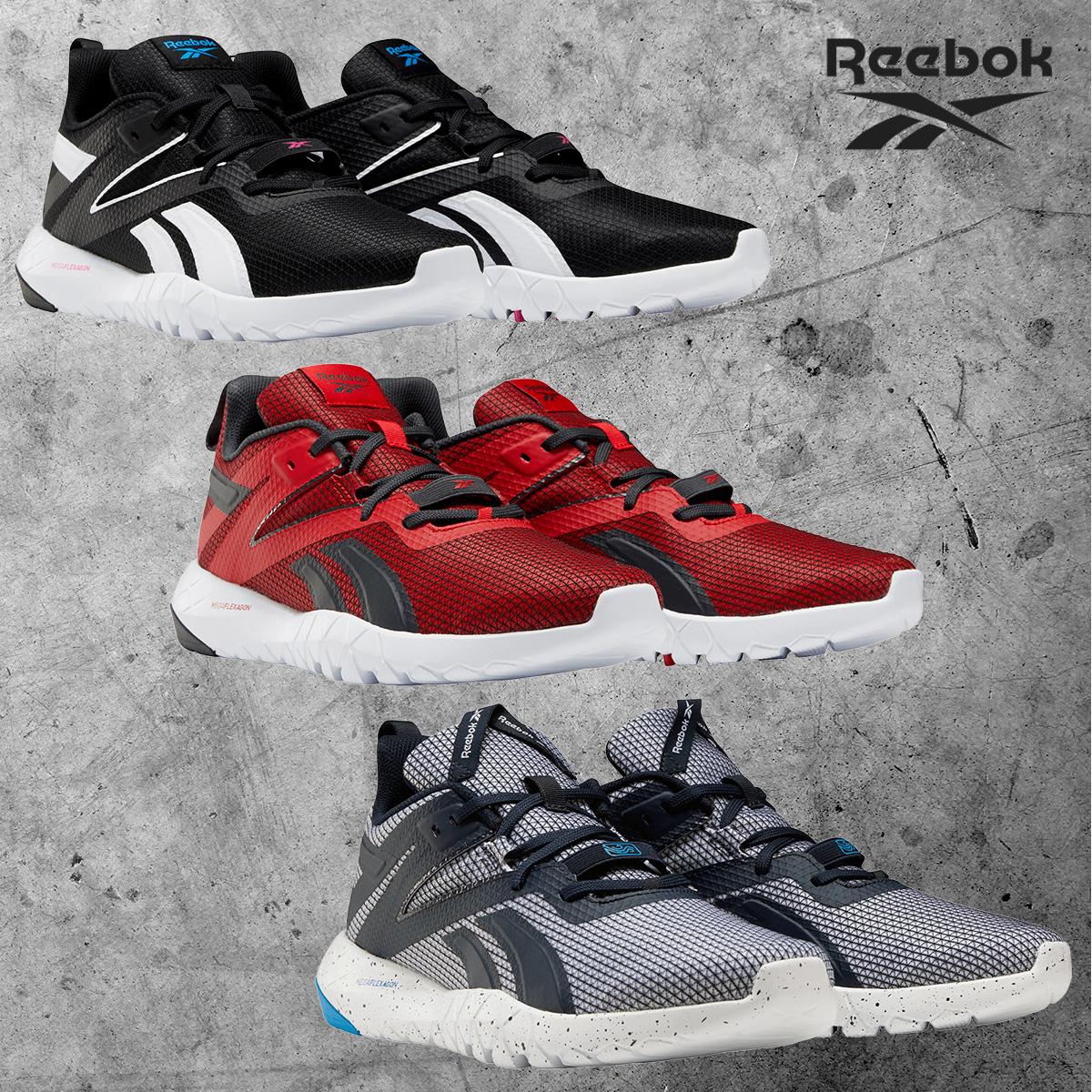 Reebok Schuh Mega Flexagon in 3 Farben // Größen 38,5 bis 47