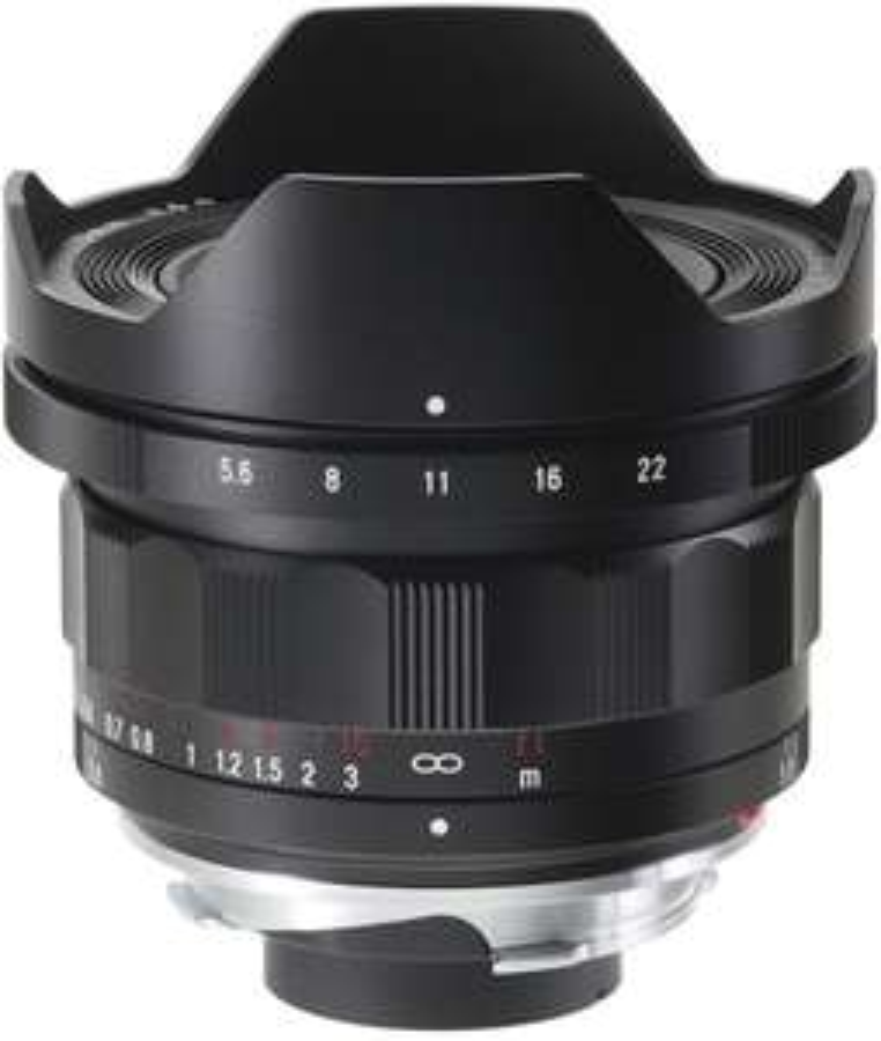 Voigtländer 10F5,6 Objektiv für Leica M Mount | Photospecialist AT