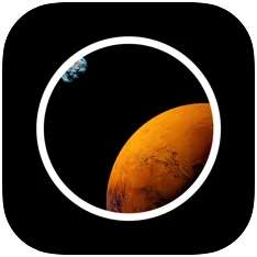 iOS iPadOS Mars Info ohne in App Käufe (Englisch)