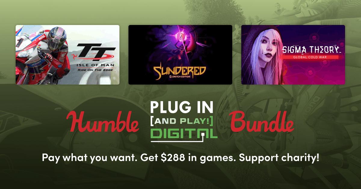 HUMBLE PLUG IN (AND PLAY!) DIGITAL BUNDLE (Steam) ab 1€