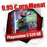 Playstation 3 Little Big Planet 2 + Vodafone Vertrag nur 9,95€ monatlich