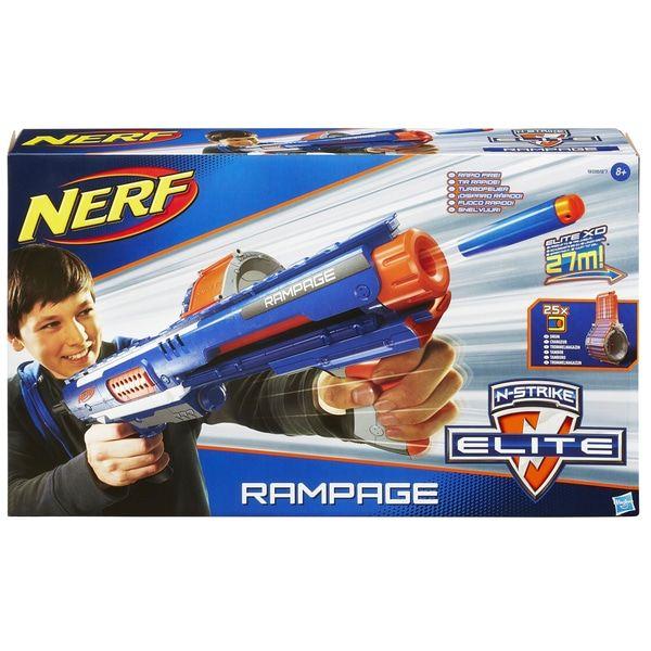 NERF N-Strike Elite Rampage [Click & Collect Smyths Toys]