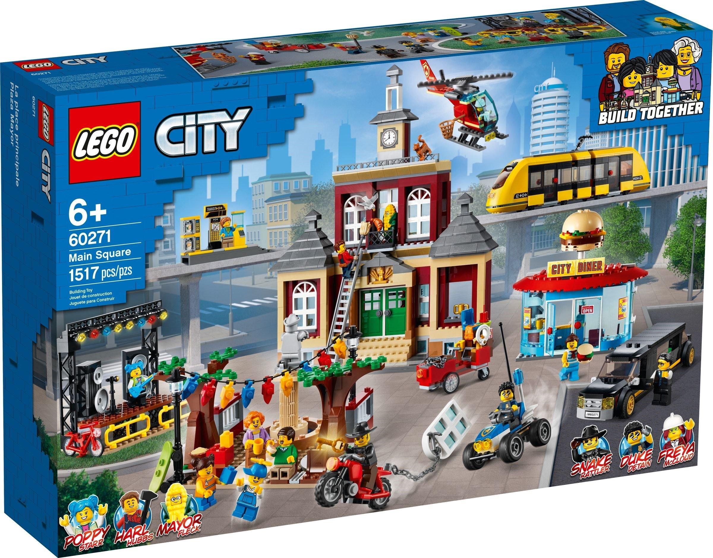(Coolshop) Lego City 60271 Stadtplatz (UVP - 23 %)