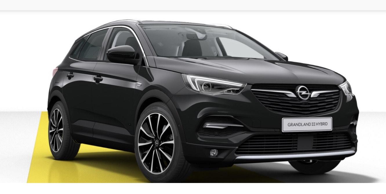 Opel Grandland X 1.6 Hybrid Ultimate GewerbeLeasing für 116€ (eff 136,99€) netto monatlich LF:0,28