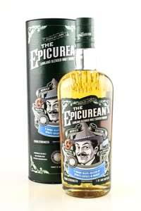 The Epicurean Munich Edition Cask Strength + Compass Box Peat Monster Arcana Blended Malt Whisky