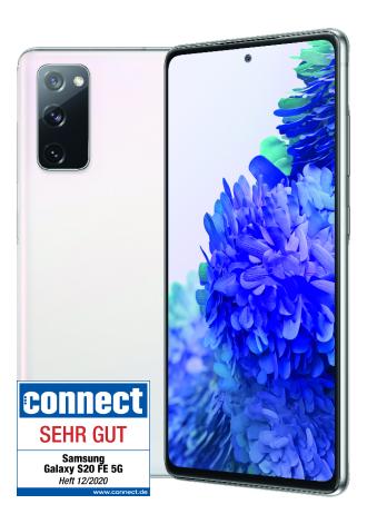 Samsung Galaxy S20 FE 5G mit Vertrag im O2 oder Telekom Netz für insgesamt ab 699€ über 2 Jahre