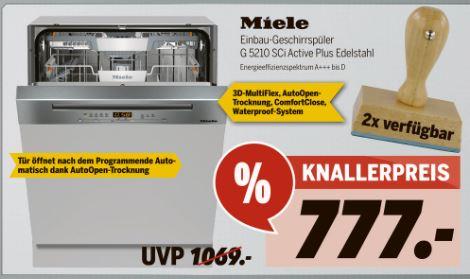 (lokal Schmalkalden) Miele G5210 Sci