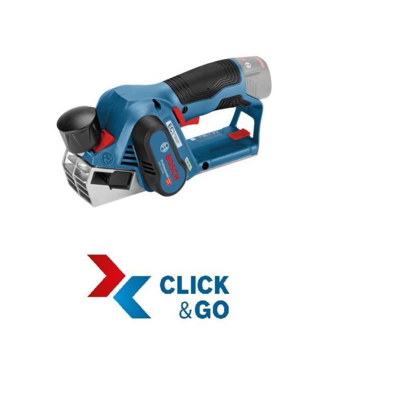 Bosch Akku-Hobel GHO 12V-20 | ohne Akku ohne Ladegerät