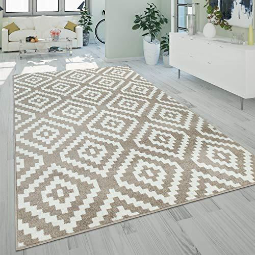 (Sammeldeal) Paco Home Teppiche, verschiedene Farben, Muster & Größen