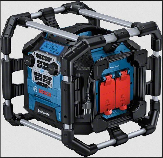 [Vorbestellung] Bosch 18V Akku Baustellen Radio GPB 18V-5 SC