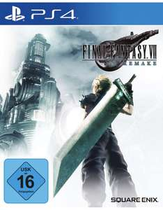 Final Fantasy 7 Remake (Amazon Prime)