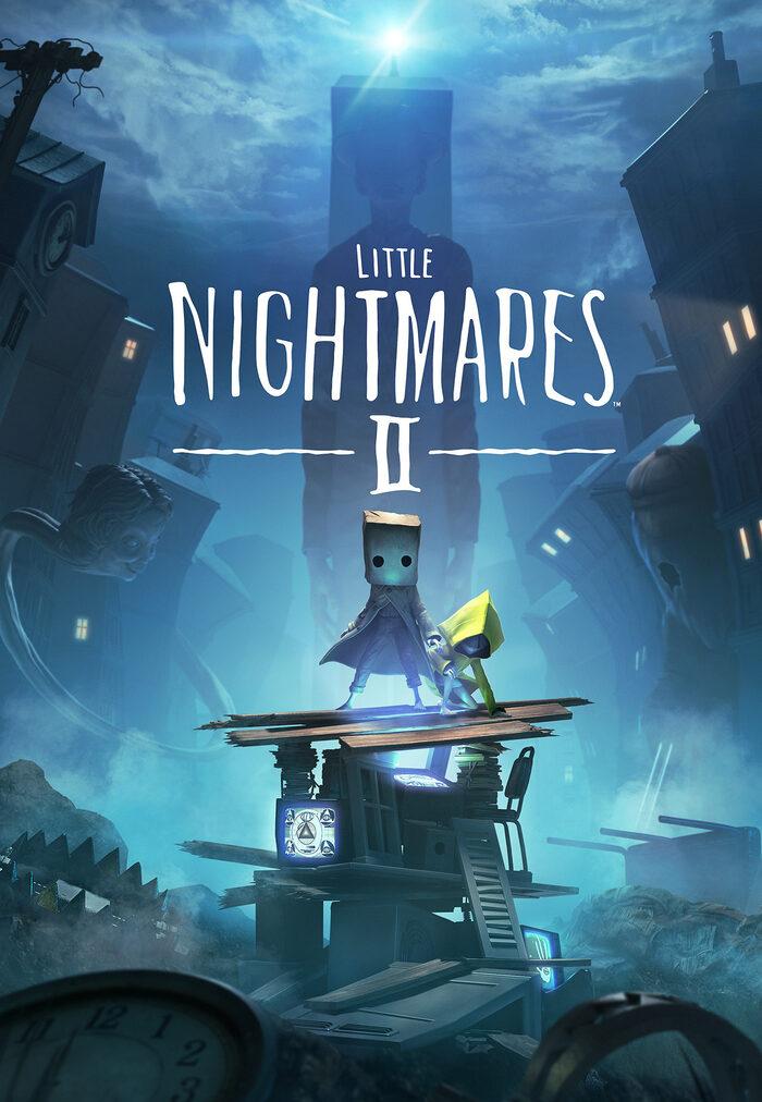 Little Nightmares II (Steam Key, Win, englischer Ton, multilingualer Text, Sammelkarten, Metacritic 84/8.8)