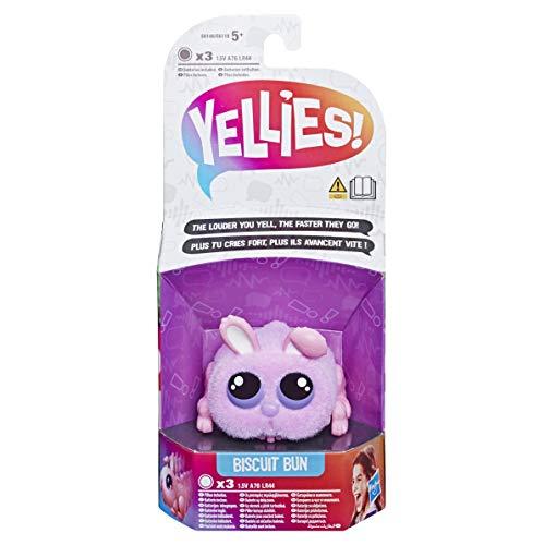 Hasbro, Yellies Biscuit Bun, stimmenaktiviertes Häschen (Prime)