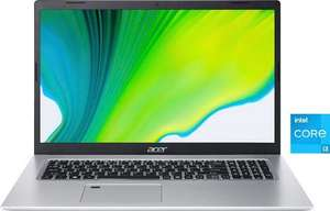 "Acer A517 Linux [17,3"" Full HD IPS Display, Intel Core i3-1115G4 (11. Gen), 8 GB RAM, 512 GB SSD, beleuch. Tastatur] [Lieferbar in 3 Wochen]"