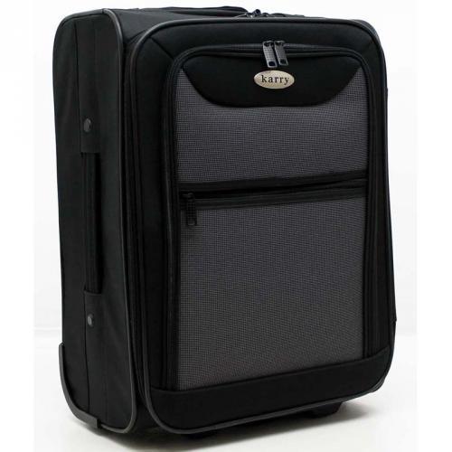 Handgepäck Reise Koffer Nylon Schwarz 30 Liter für 19,99€ inkl. Versand!
