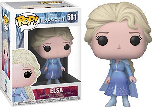 [Amazon Prime / Thalia KultClub] Funko 40884 POP Disney: Frozen 2-ELSA Sammelbares Spielzeug, 9 cm