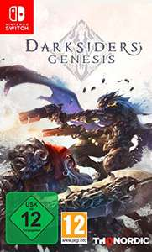 Darksiders: Genesis 21,77€ (Switch) (Prime)