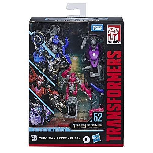 [Amazon] Hasbro Transformers Chromia-Arcee-Elita 52