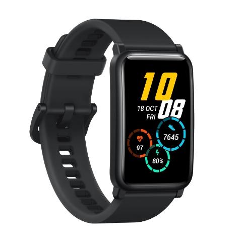 """Honor Watch ES Smartwatch (1.64"""" AMOLED, Always-On, Herzfrequenz- & SpO2-Messung, ca. 10 Tage Akku) für 59,90€ (Honor Store)"""