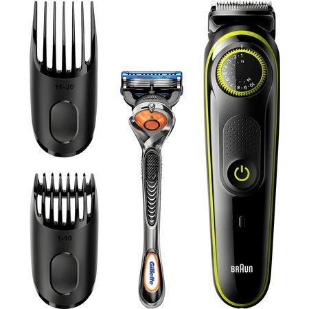 Braun BT3041 Bartschneider/Haarschneider inkl. Gillette Rasierer für 33,94€ inkl. Versand (Voelkner)