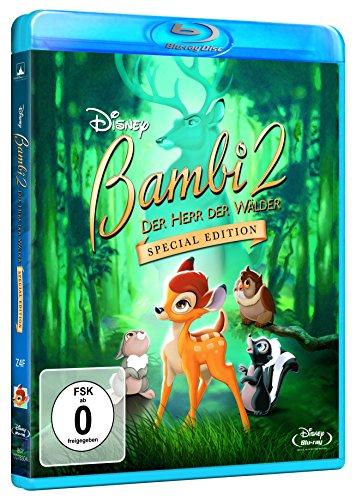[Amazon Prime] Bambi 2 - Der Herr der Wälder (Special Edition) [Blu-ray]