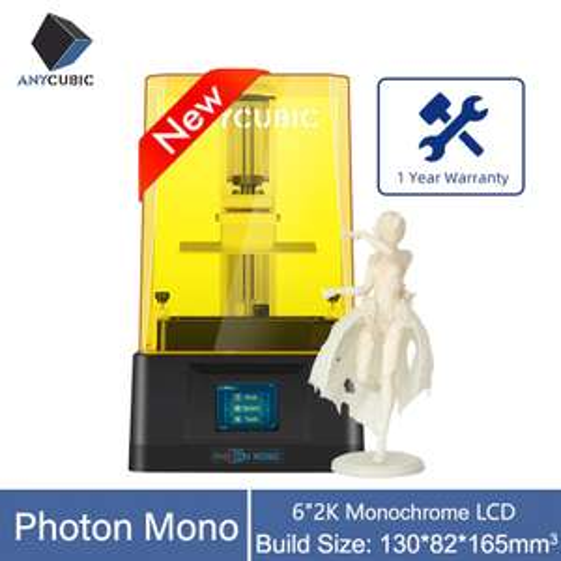 Anycubic Photon Mono 3D Drucker