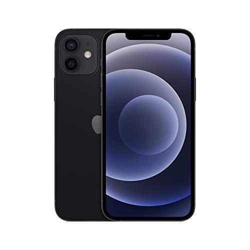 IPhone 12 64 GB Schwarz mit ausgewiesener Umsatzsteuer - erst ab Feb./Mrz 2021 lieferbar