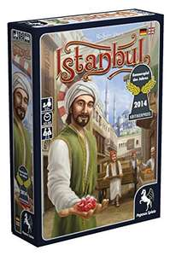 [Prime] Pegasus Spiele 55115G - Istanbul Kennerspiel des Jahres 2014
