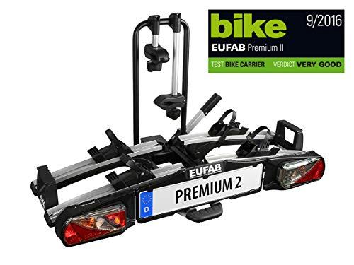[AMAZON] EUFAB 11521 Fahrradträger Premium ll für Anhängekupplung - E-Bike geeignet