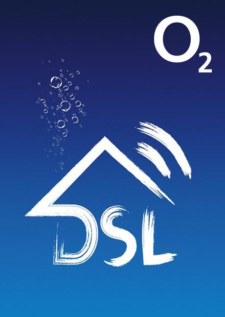 O2 DSL - 69,99€ Anschlusspreis sparen