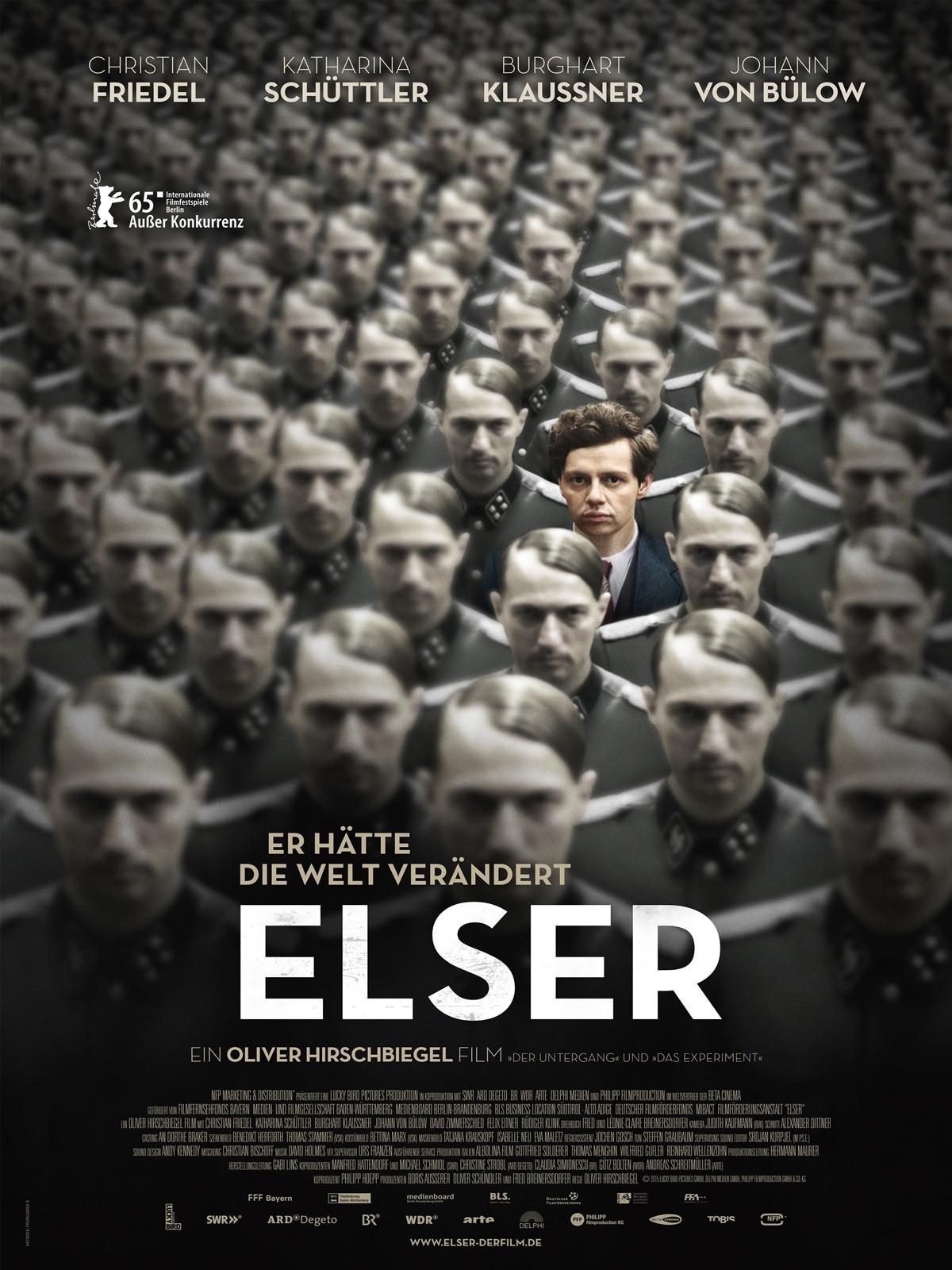 «Elser - Er hätte die Welt verändert» (IMDb 7,0; RT 76%) kostenlos im Stream [ARTE Mediathek]
