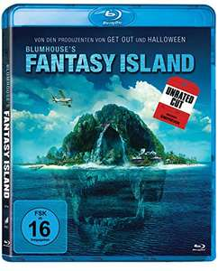(Prime) Blumhouse's Fantasy Island - Unrated Cut, Blu-ray