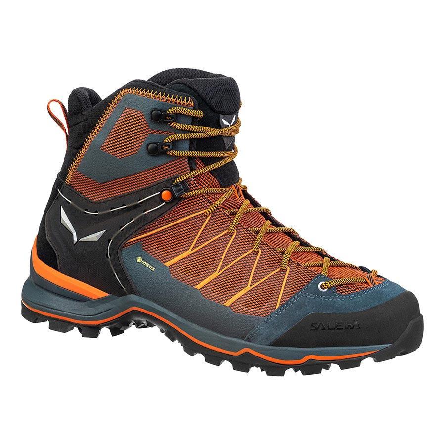 Salewa MTN Trainer Lite Mid GORE-TEX Hiking Boots Orange